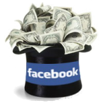 Facebook money hat