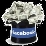 Facebook money hat
