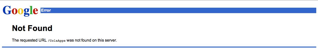 google colaapps