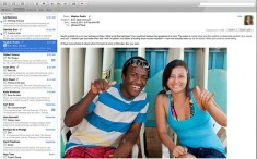 Apple OS X Lion: Mail App