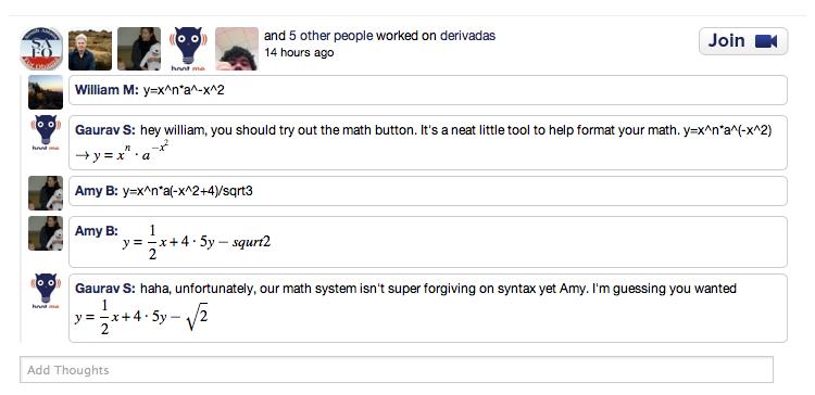 Hoot.Me Math