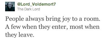 Voldemort Tweet 3