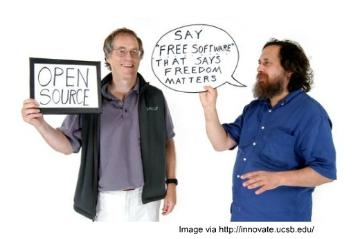 Programmer Richard Stallman on Open Source