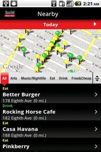 TimeOutNYC App