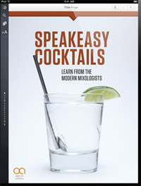Speakeasy Cocktails App