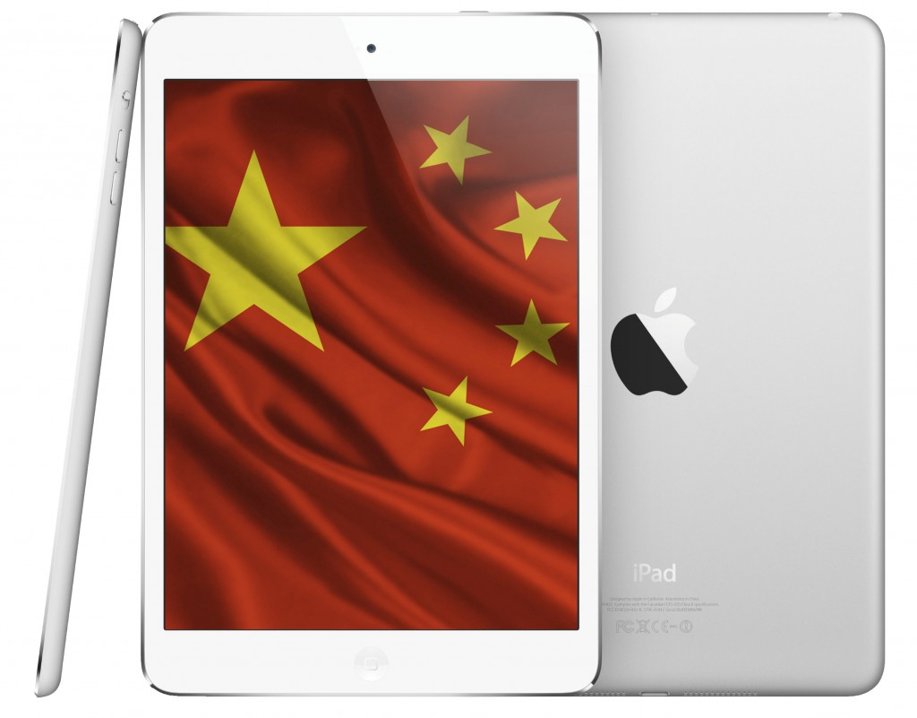 Apple and China