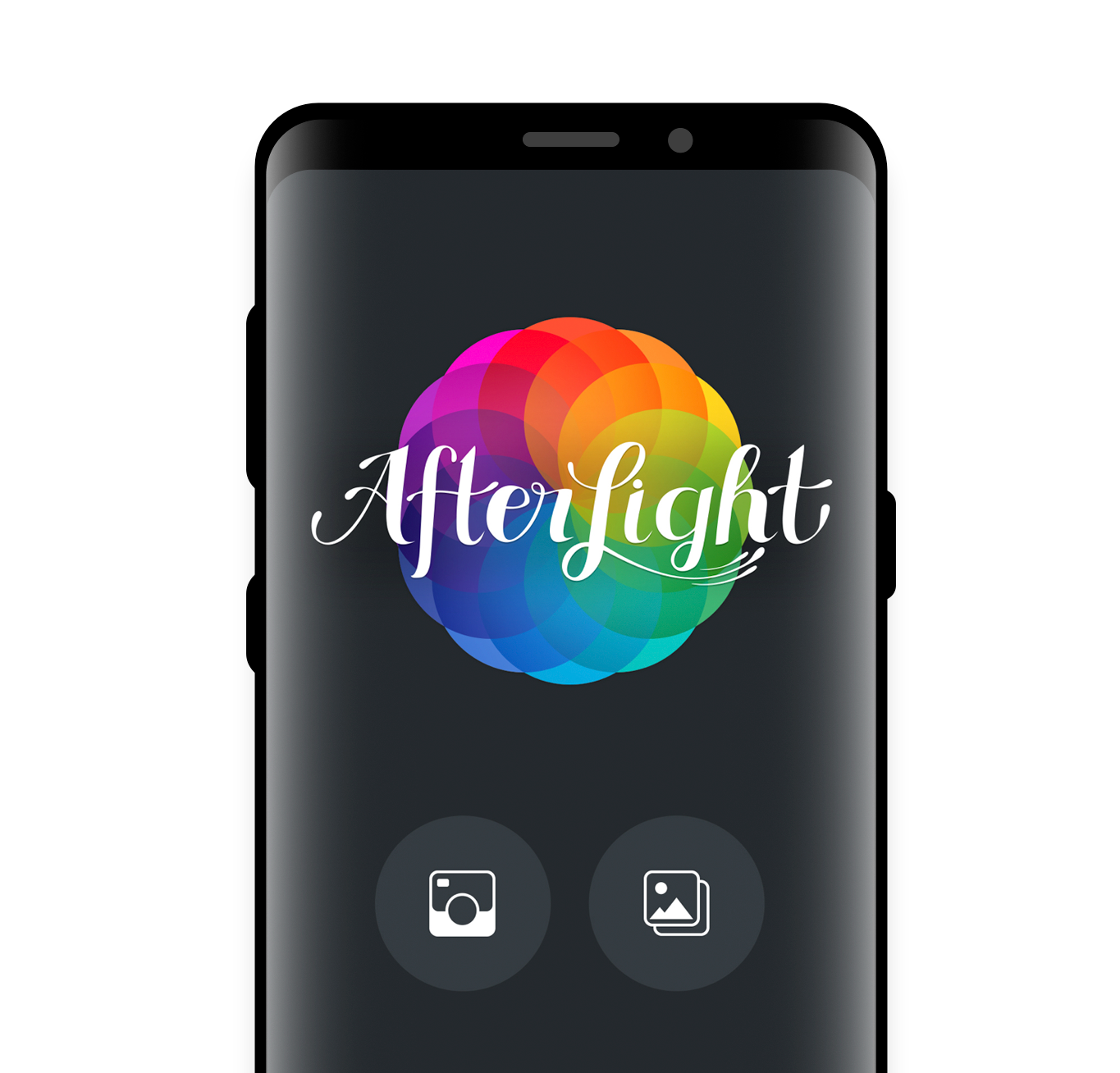 Preview of Afterlight app