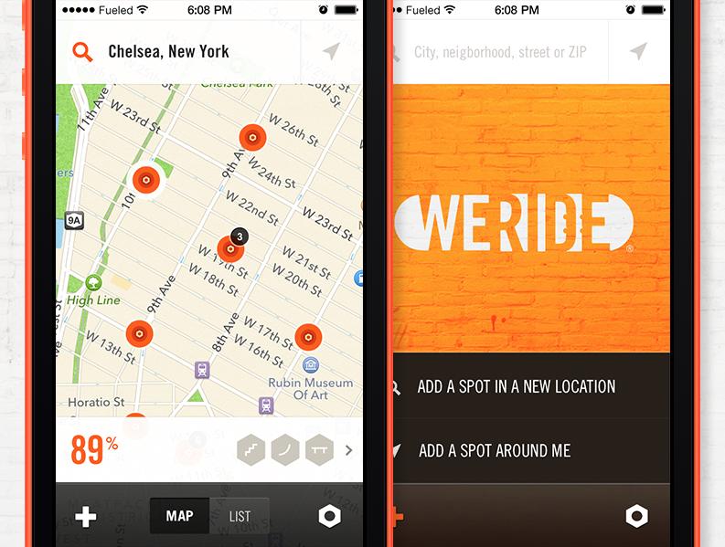fueled mobile app design