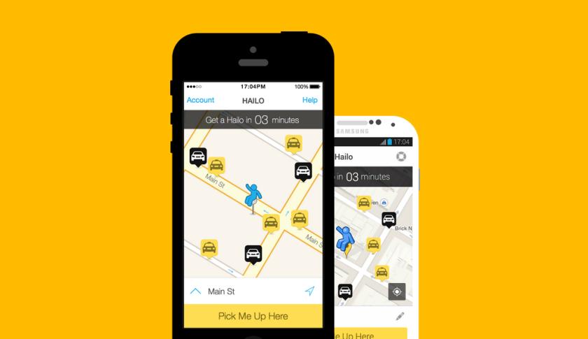 hailo-mobile-app
