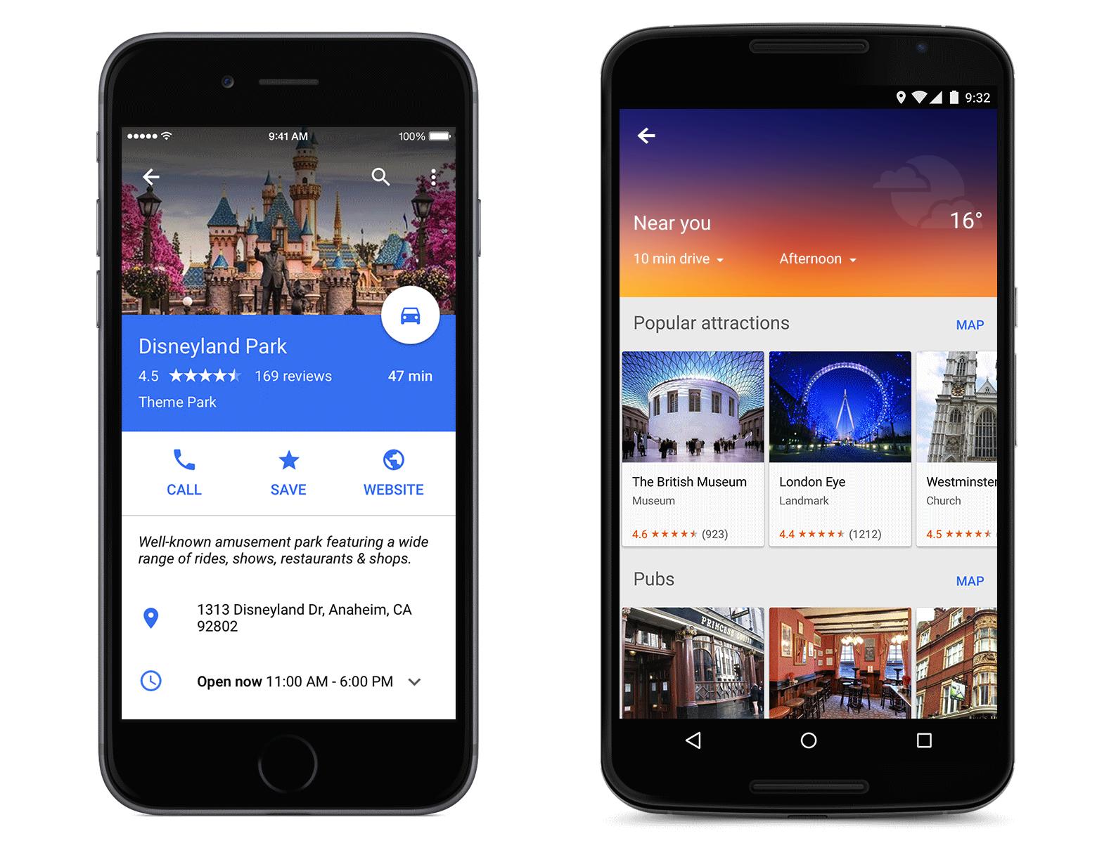 Google-Maps-Info-Layers