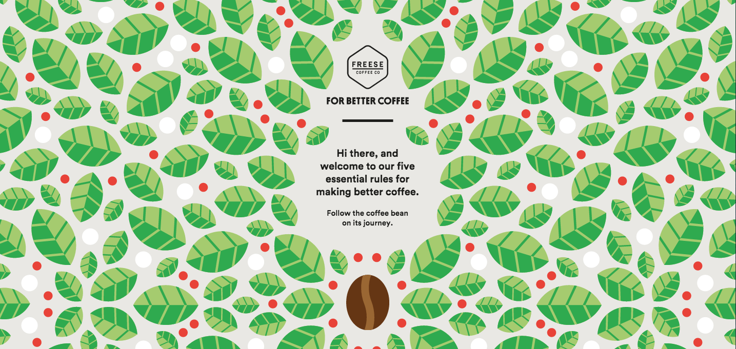 Freese Coffee Co For Better Coffee Finland