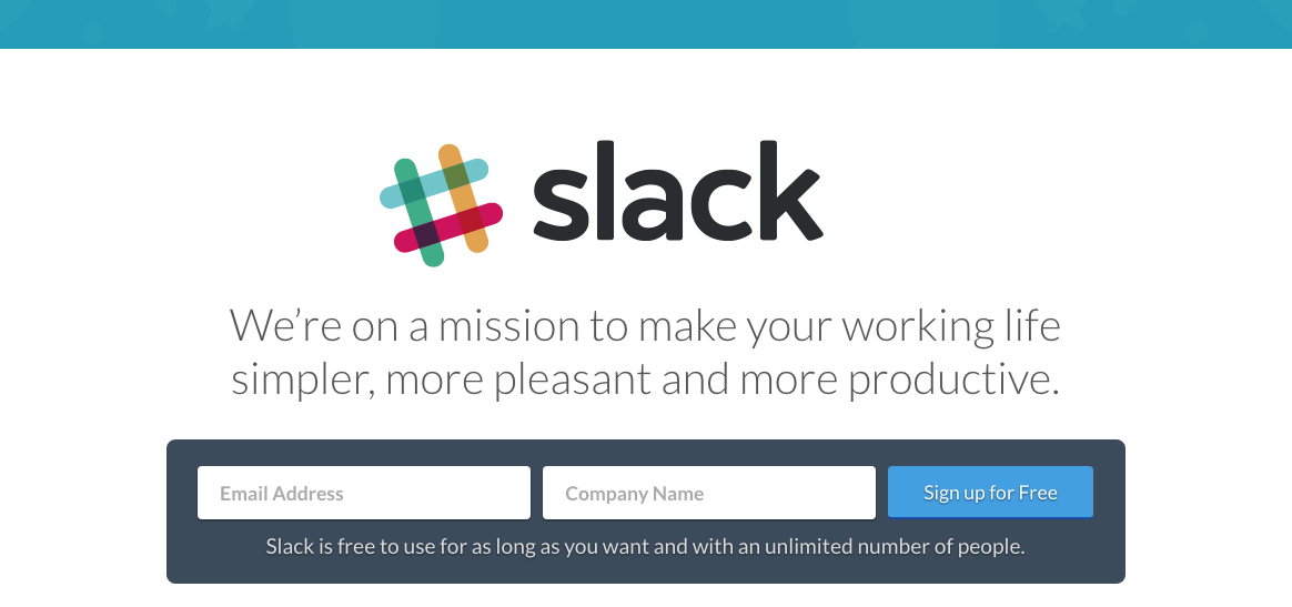 Slack Application for Messaging