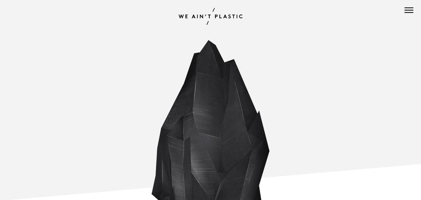 We Ain't Plasitc Roland