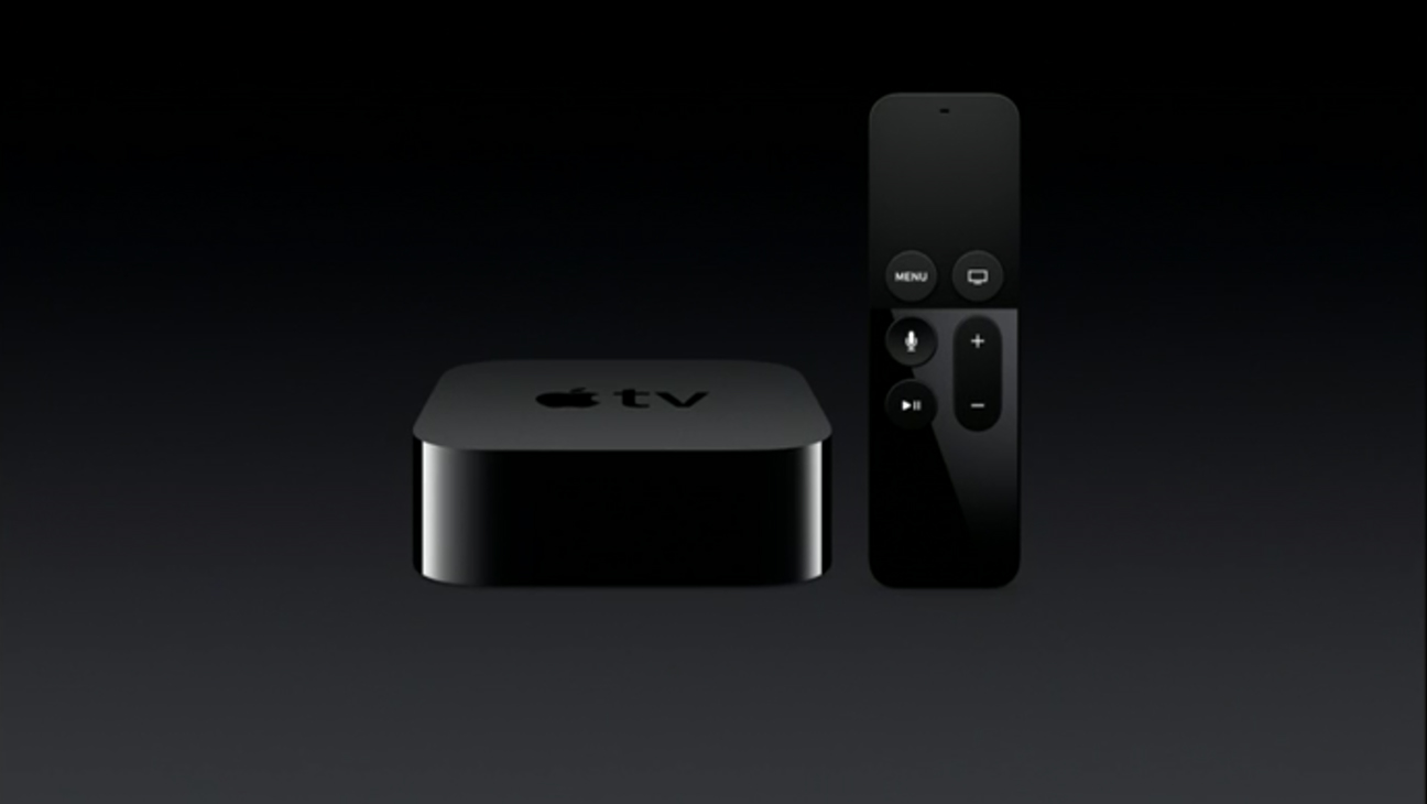 Apple TV apps reach users in their living rooms across the globe through this little black box