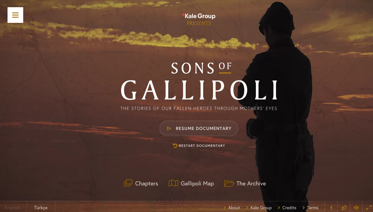 Sons of Gallipoli Screenshot