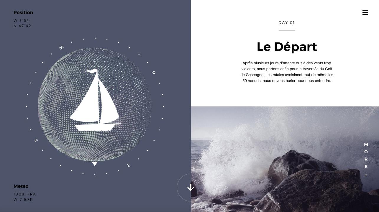 Si Le Soleil Homepage