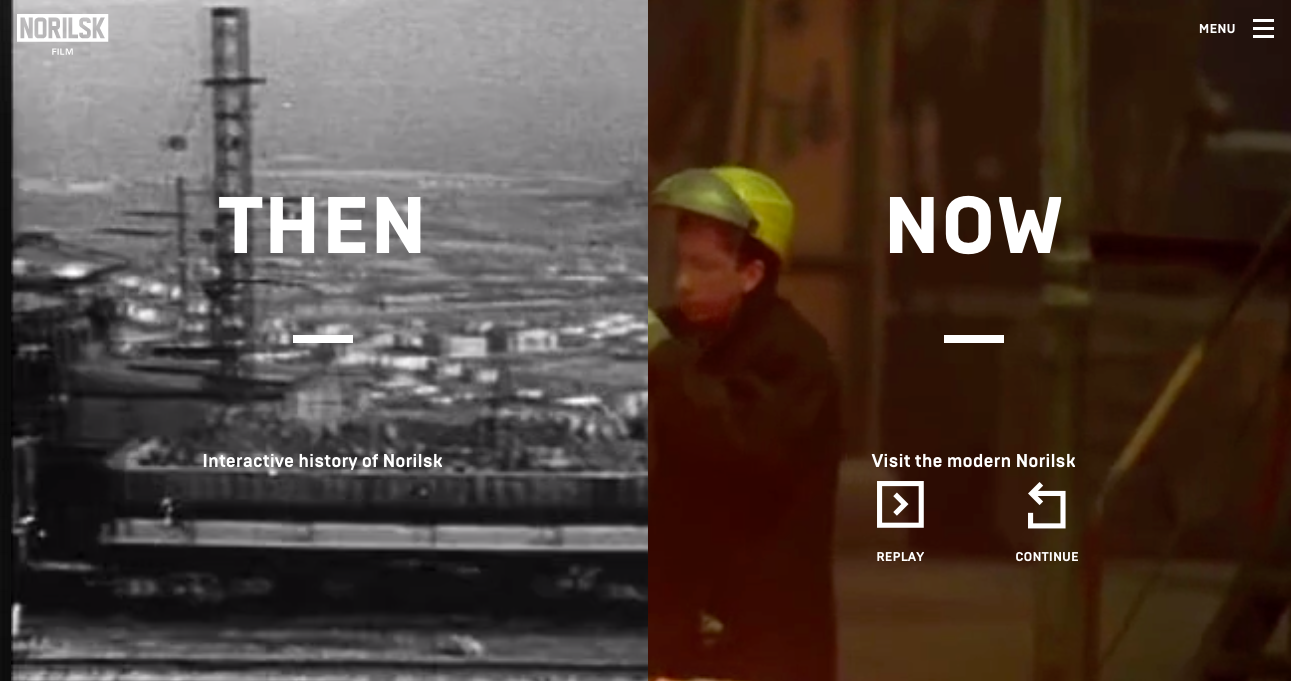 Norilsk Film Homepage