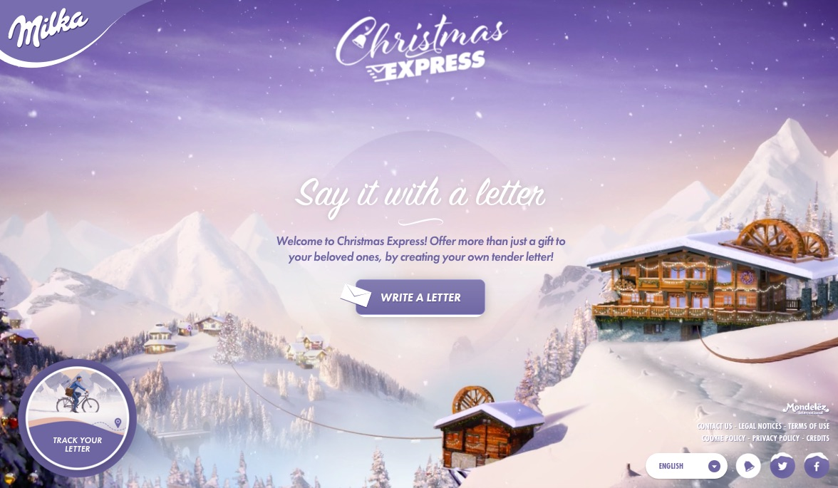 Christmas Express Screen Shot