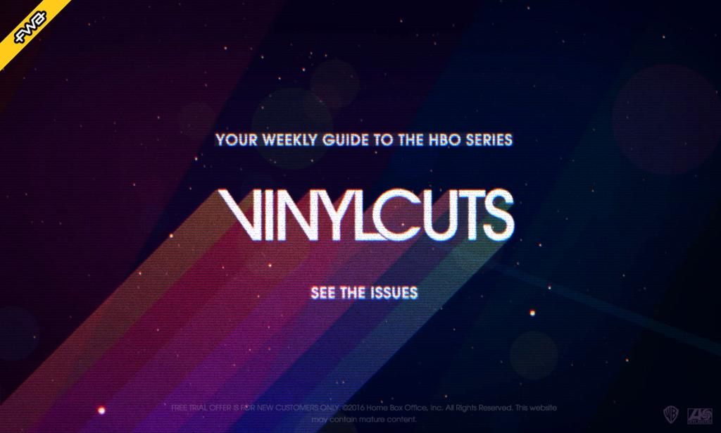 Vinyl Cuts