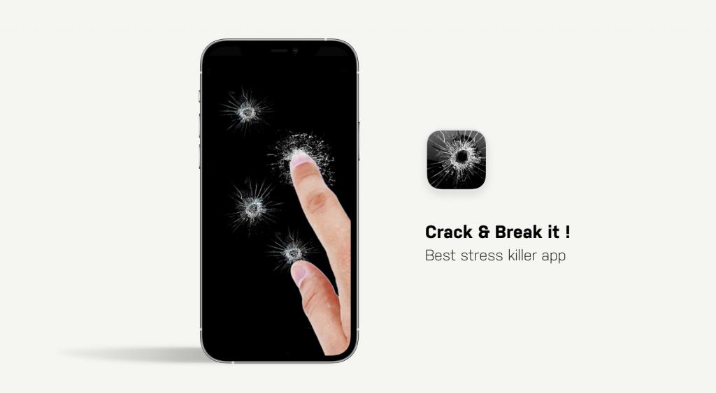 Crack & Break it App Showcase