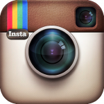 old instagram icon button was a piece of throwback tech