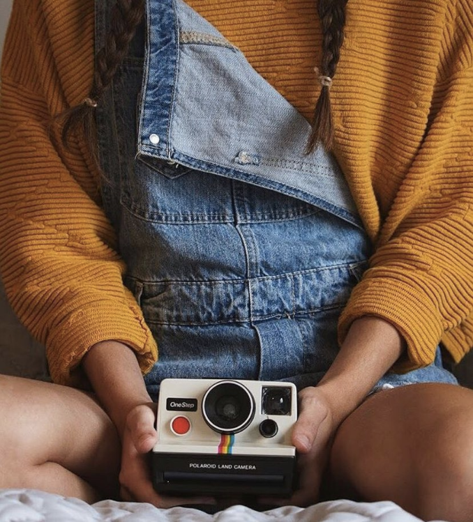 Polaroid OneStep SX Camera