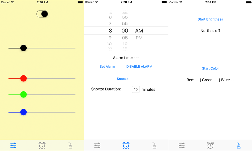 wake up without an alarm app