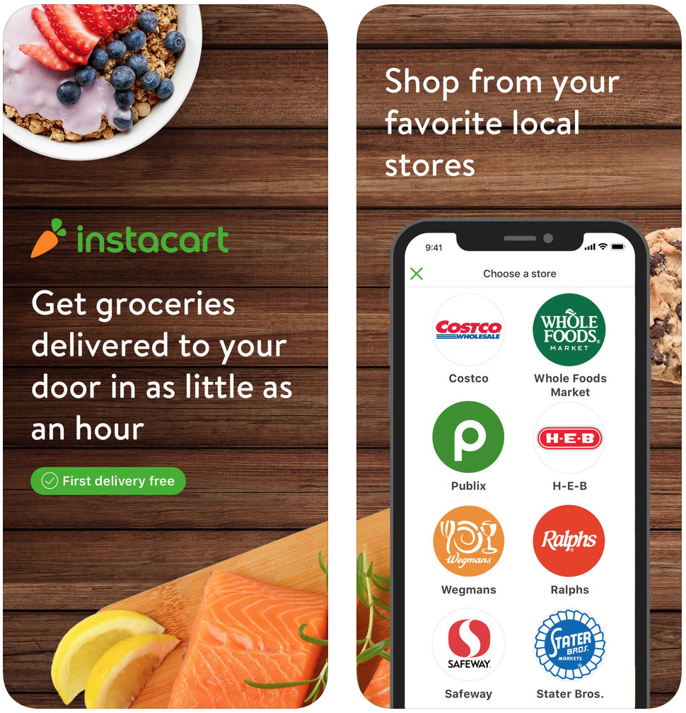 instacart-app-grocery-shopping