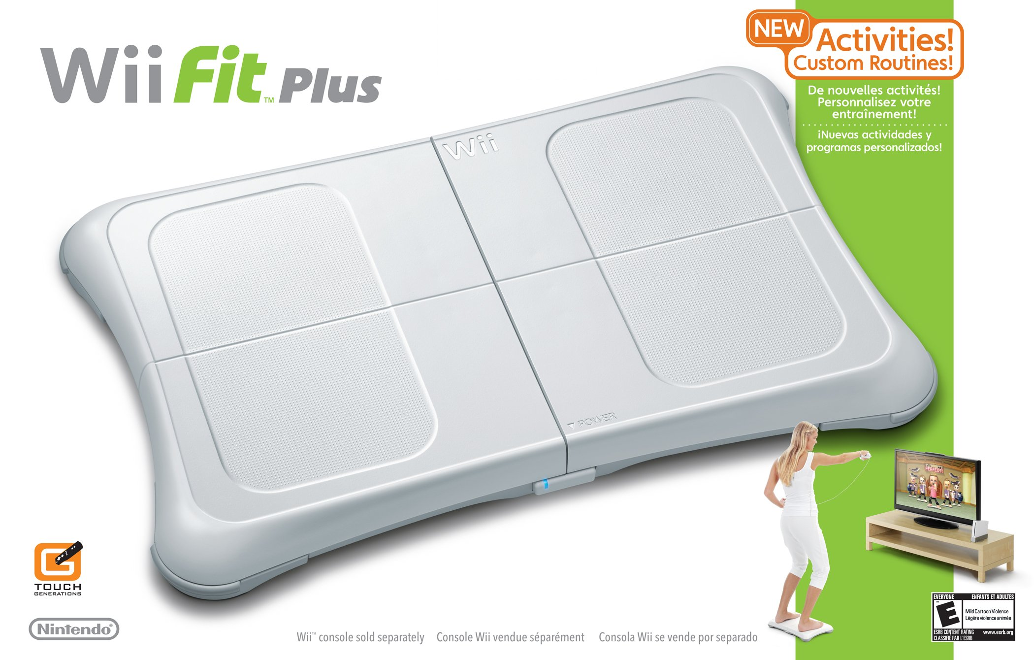 wii fit balance board innovative use of this new tech turn it into a smart scale