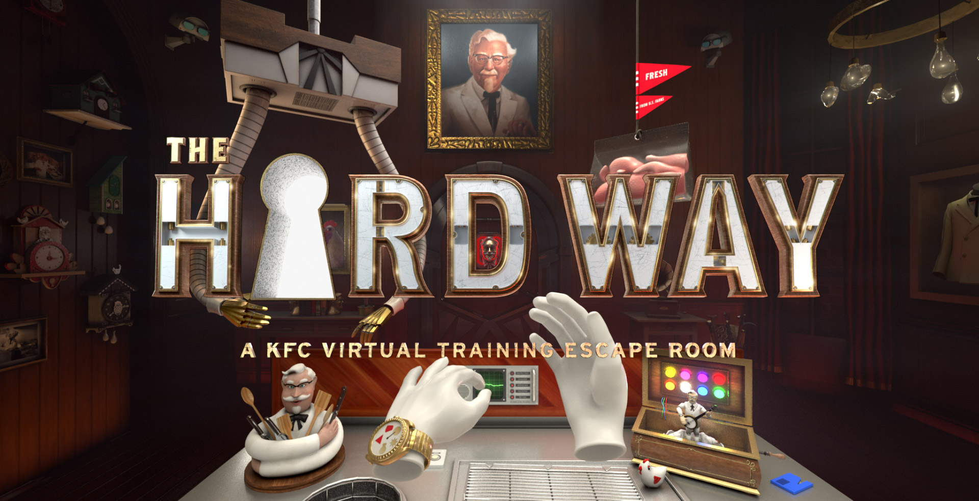 kfc vr training innovative use of vr tech