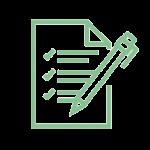 symbol of paperwork