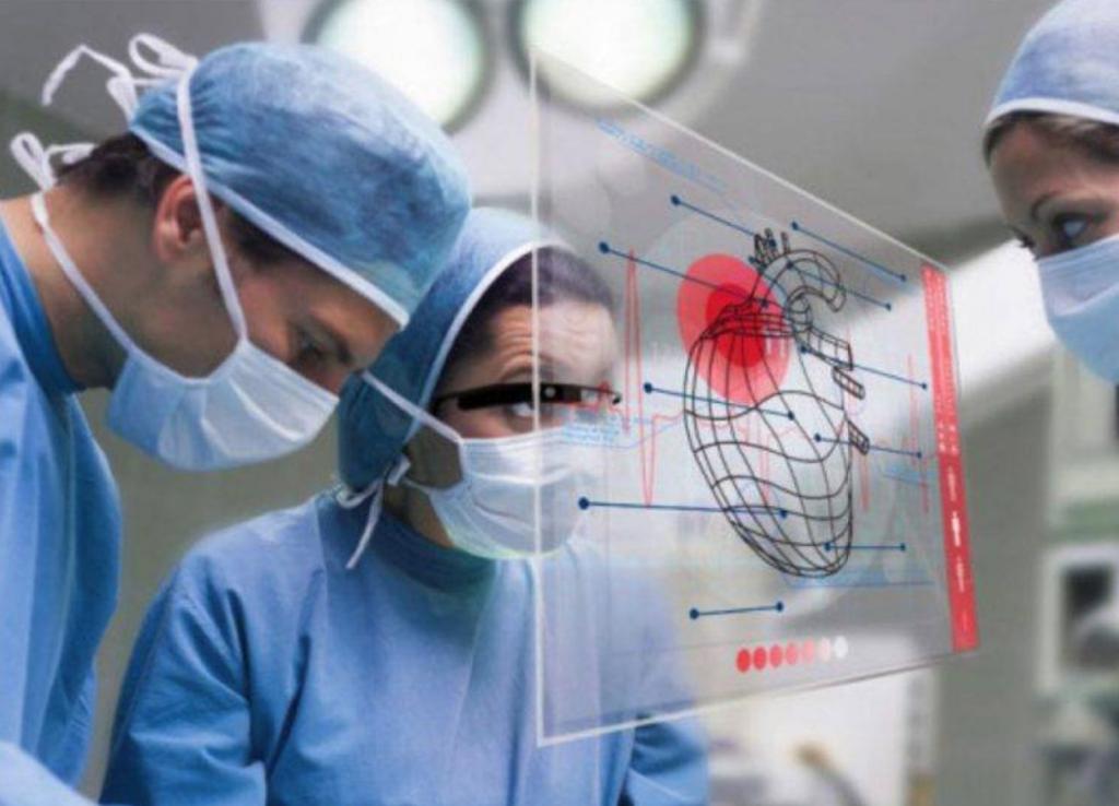 ar apps, surgery, healthcare, arkit, surgeons use ar on heart surgery