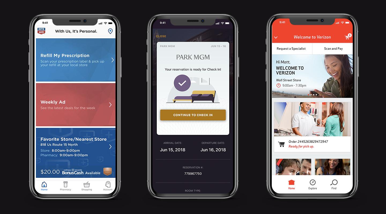 Fueled Mobile App Development for Enterprise Companies Screenshots