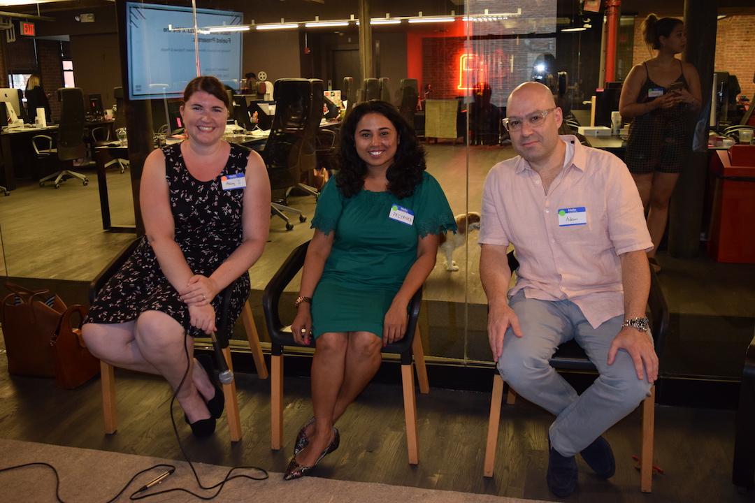 Company Culture Tips Ashley Westbrook Priyanka Gupta Adam Schorr