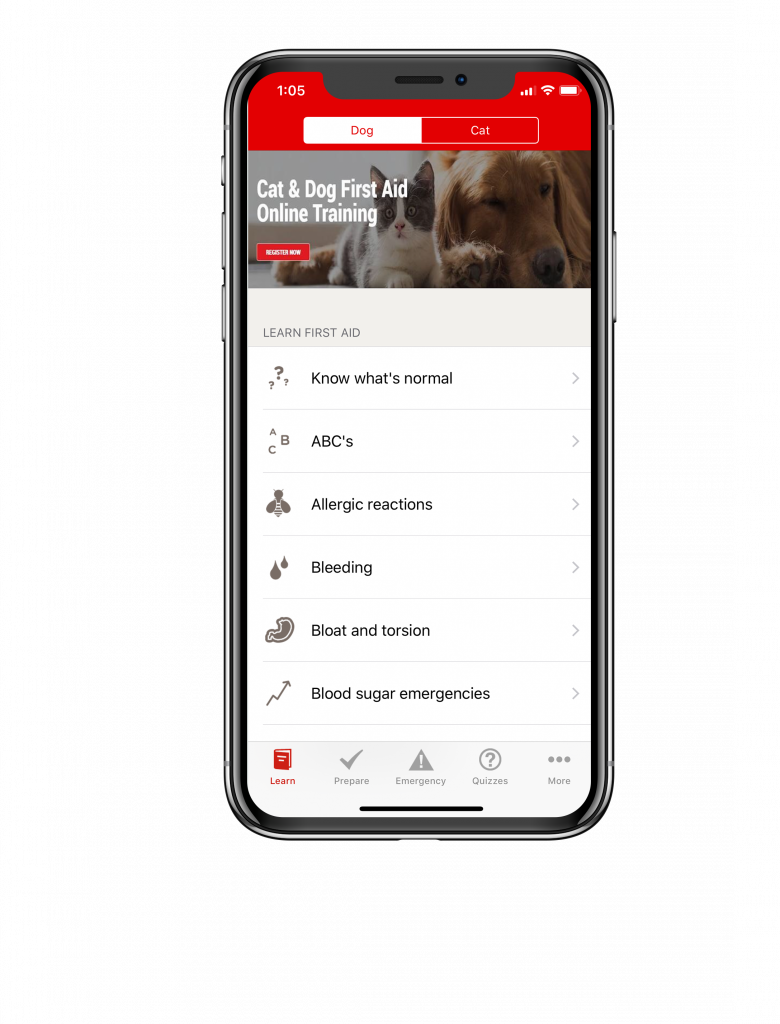 best apps for dog lovers first aid app