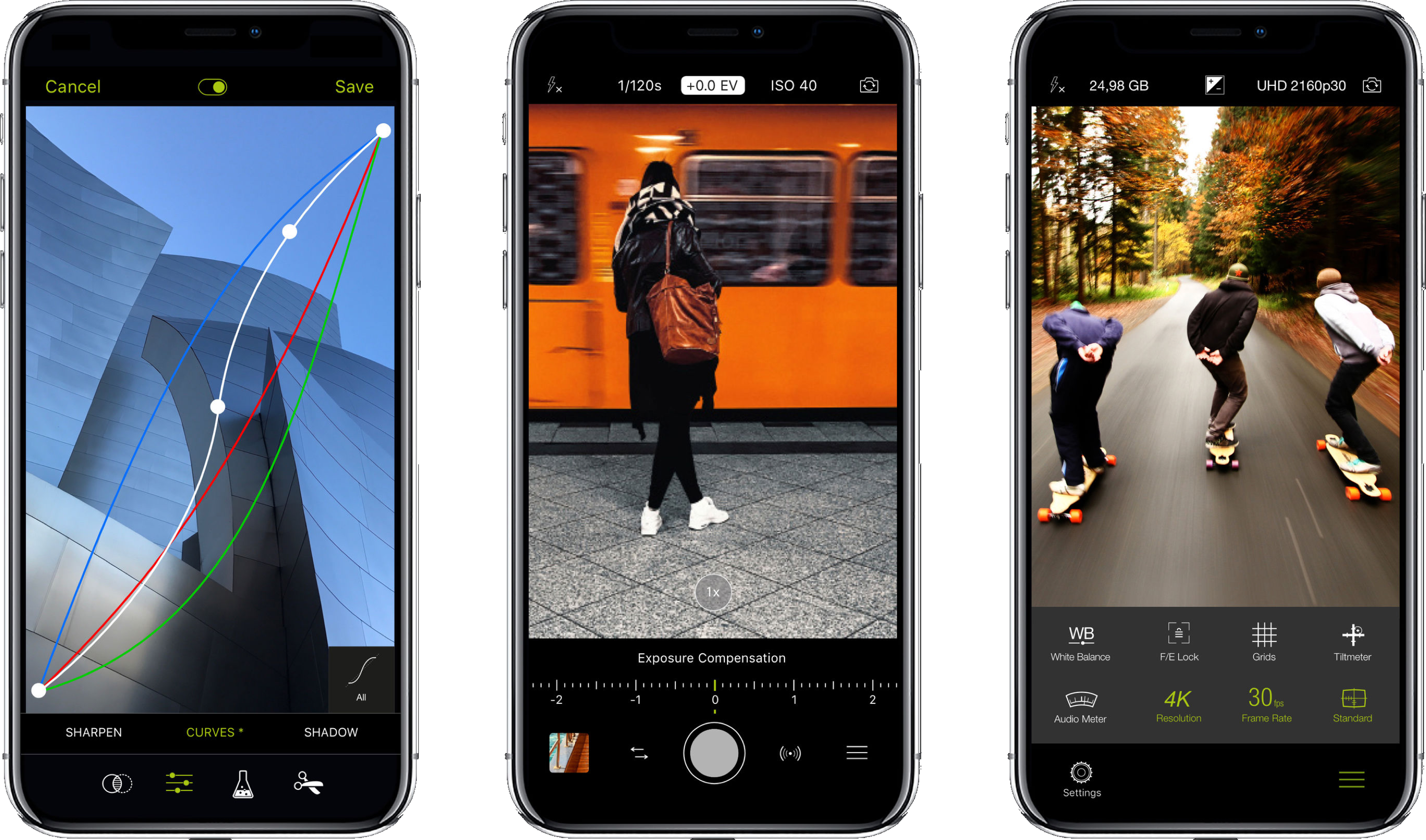 Best Photo Apps ProCamera