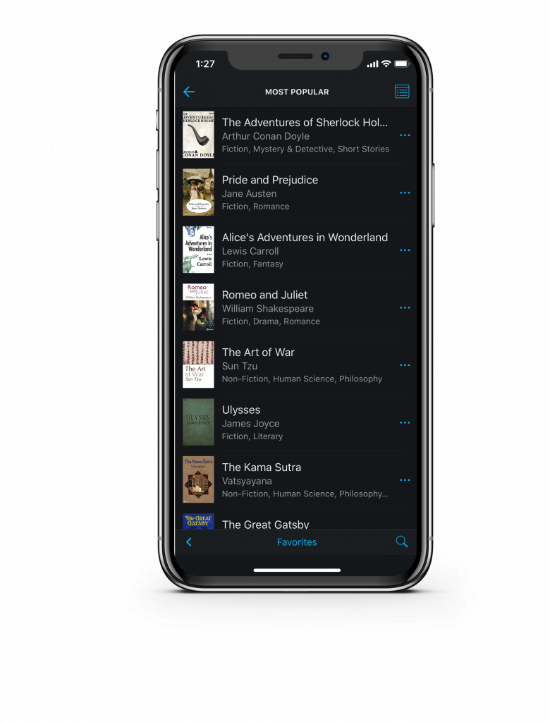 marvin one of the best apps for book lovers