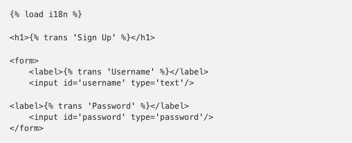 django programming code