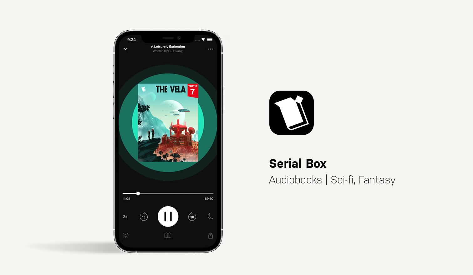 serial box app