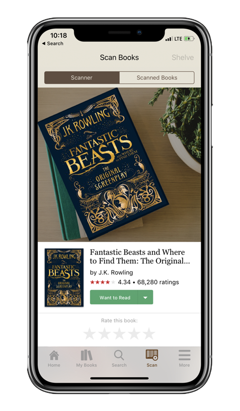 goodreads best apps for book lovers
