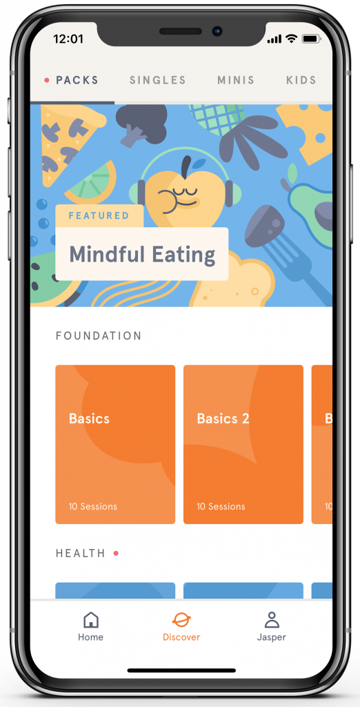 headspace best relaxation apps