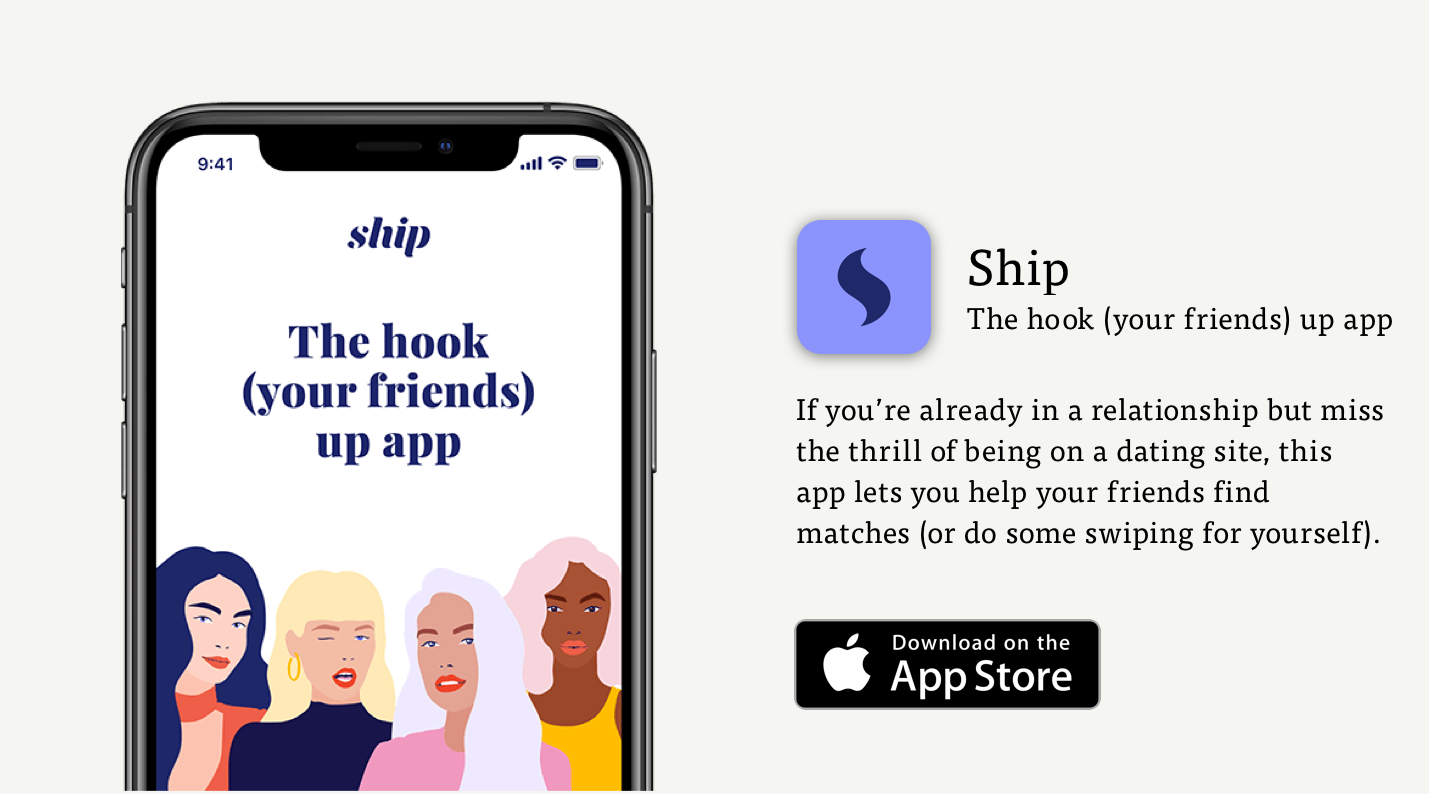 ship dating app