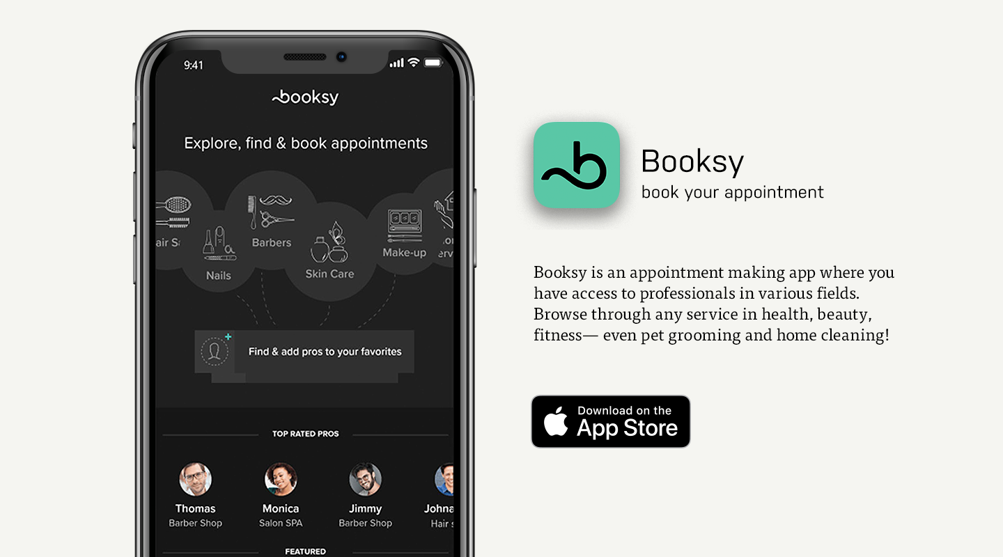 booksy booking app
