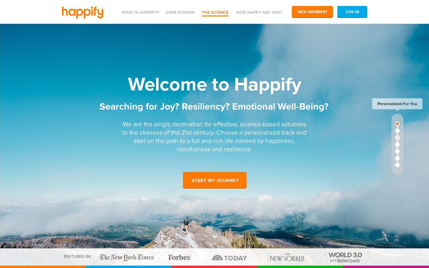 happify information technology