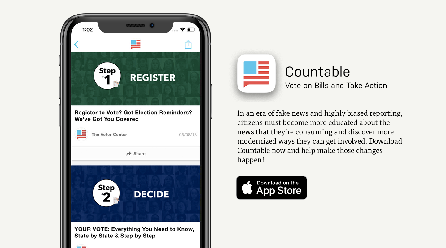countable politics app