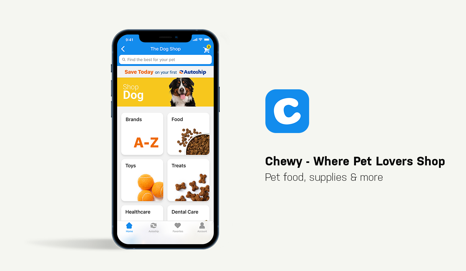 chewy app