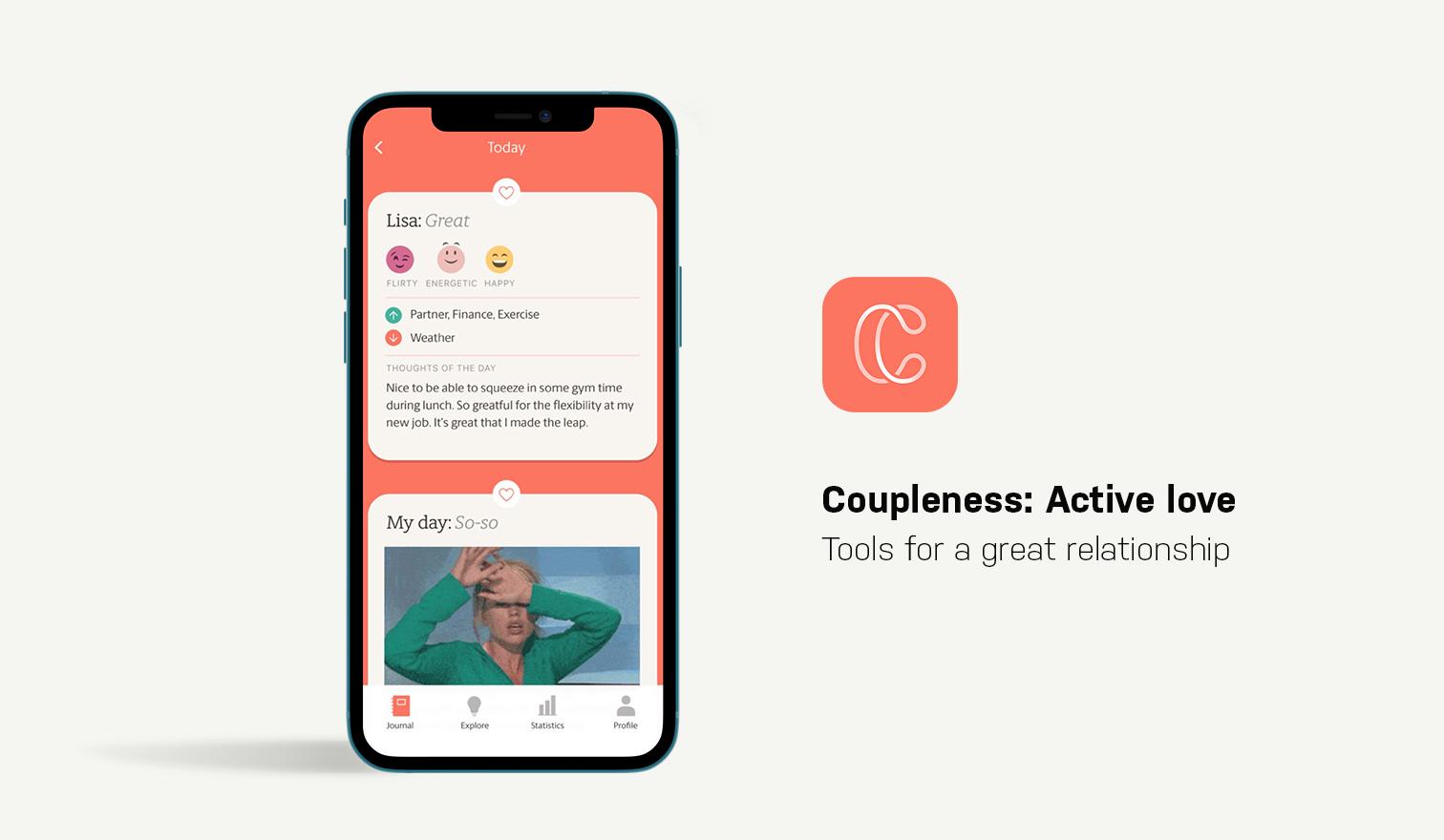 coupleness app