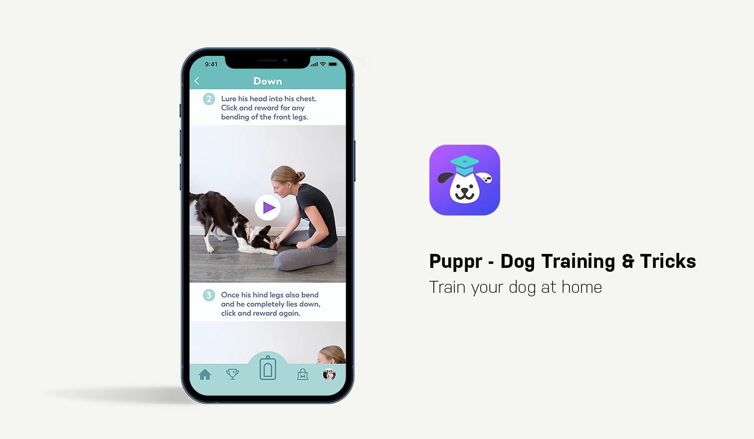 puppr app