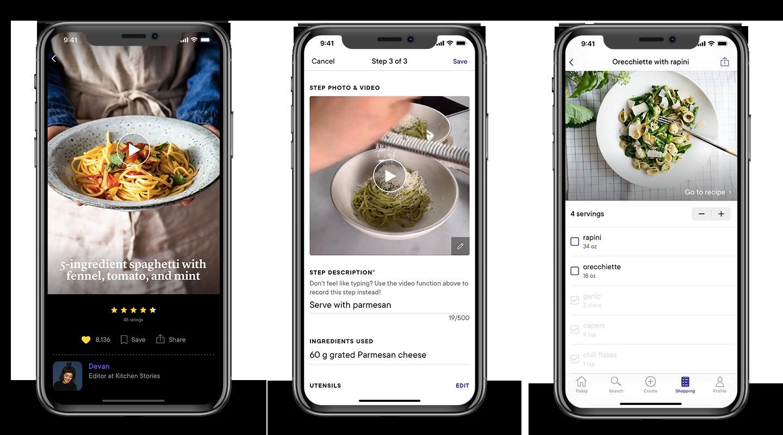 Screenshots of Kitchen Stories