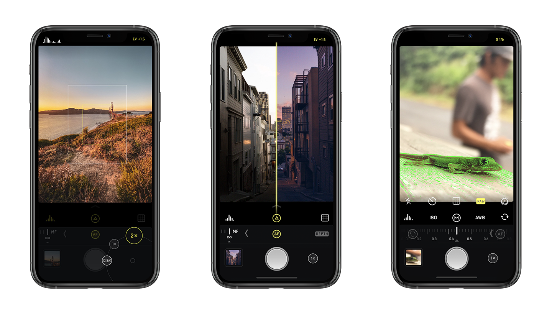 halide camera app
